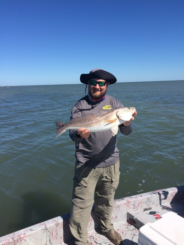 Port O'Connor Fishing Guide